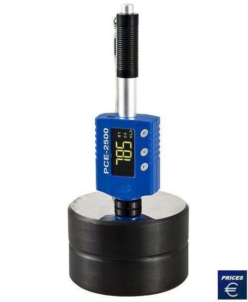 Hardnesstester PCE-2500