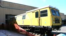 Rebuilt  Rail-Welding Machine   K-355 APT