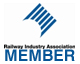 Member of the RIA/UK Railway Industry Association UK